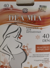 15С1901 Колг.д/беррем DEA MIA 1901 MOTHER COMFORT 40 Den