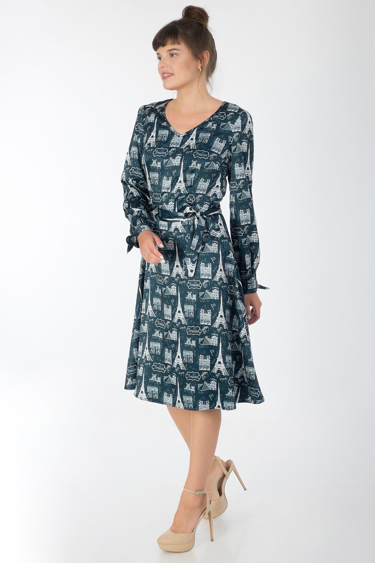 П736-8344 Платье